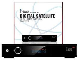 i-link IS-9000 Plus USB PVR Fta Receiver with Built-in Ethernet Adapter