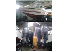 Jual Jual Speed Boat Scond