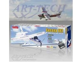 R/ C EP Aircraft Cessna 182 Brushless RTF 2.4GHz