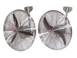 KIPAS ANGIN DINDING / WALL FAN INDUSRI 20, 24, 26, 30 GWF