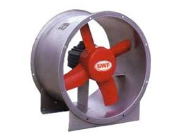 Axial Fan Low Noise