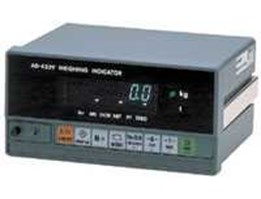AND AD4329 WEIGHING INDICATOR