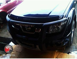 Tanduk CB 709 Carryboy Nissan Navara ( Rear Guard) model kacamata