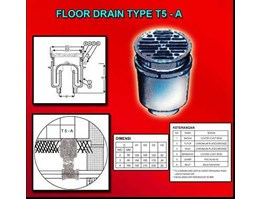 Jual Floof Drain Type T5-A
