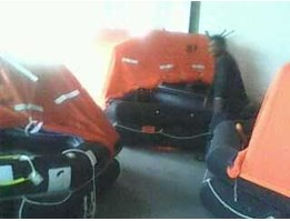 Jual INFLATABLE LIFERAFT, FIRE EXTINGUISHERS & MARINE SAFETY EQUIPMENTS