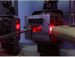TEST BENCH KWH METER 1/ 3 PHASE