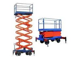 Electric Mobile High-Raised Lift Table