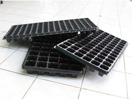 Jual Pot Tray, Pot Persemaian, Fibroot Tray, Seedling Tray