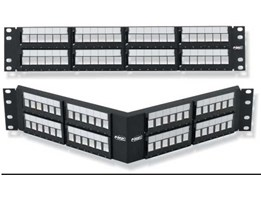 Jual AMP Patch panel Cat5e dan Cat6