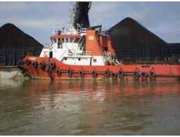 Jual Tug and Barge Tongkang 300 feet disewakan for freight charter