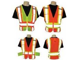 Safety Vests | Rompi Safety