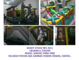 RUMAH BALON, ISTANA BALON, BALON LONCAT, INFLATABLE BOUNCER, BOUNCY