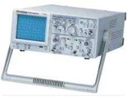Analog Oscilloscopes GOS-6100 Series : GOS-6112/ GOS-6103/ GOS-6103C