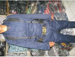 PAKAIAN PDL SECURITY ALL SIZE
