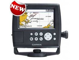 Jual GPS garmin Map Sounder 585