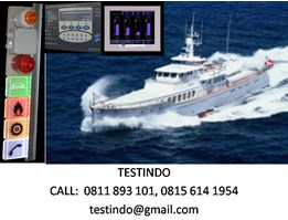 Specialist of fire detection for ship, electronic security equipments for the maritime sector and marine safety