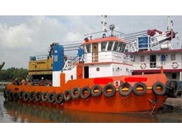 READY FOR TIME CHARTER TUGBOAT - BRAND NEW 2011