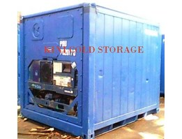 Reefer container for rent