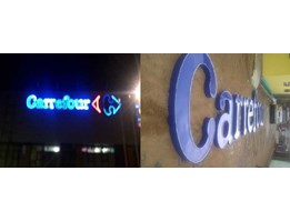 Jual LED WALLSIGN