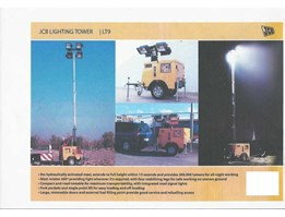JCB Light Tower