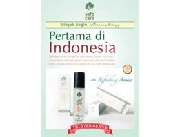 Jual SAFE CARE - BEST SELLER MINYAK ANGIN AROMATHERAPHY