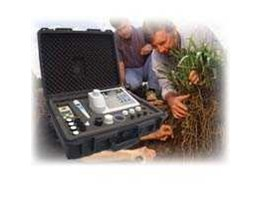 Jual InScienPro Portable Digital/ manual Soil Test Kit T-06