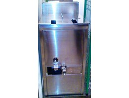 Jual Deep Fryer Stainless Steel Otomatis/ matic with timer & heat controller
