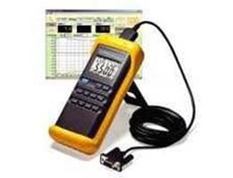 Digital Thermometer with data logger