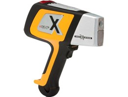X-Ray InnovX System XRF for Mineral Mining