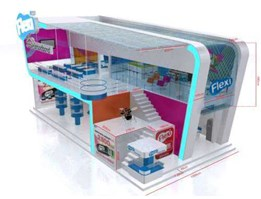 Jual exhibition booth