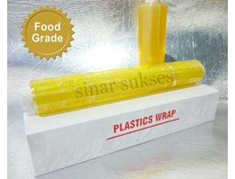 Jual Food Grade Plastic Wrapping / Plastik Wrapping / Wrapping Film / Stretch Film