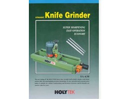 AUTO STRAIGHT KNIFE GRINDER