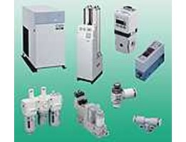 CKD Pneumatic, vacuum, auxiliary components