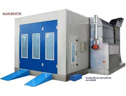 Oven Cat Mobil - Oven Spray Booth