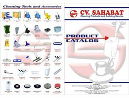 Jual cleaning products and building service