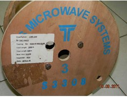 Times Microwave Systems Flexible Comms Coax LMR-240 - 50 Ohm