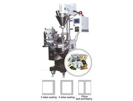 AUTOMATIC AUGER-TYPE FILLING AND PACKAGING MACHINE JS-16A