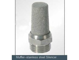 Jual Silencer SS Stainless Steel