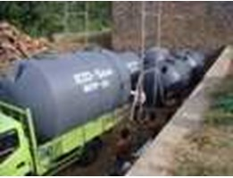 Jual Bio-Save BSTP-60 ( Waste Water Treatment Tank)