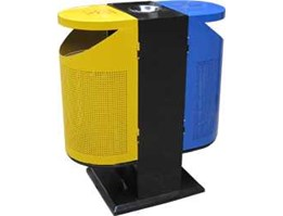 Dustbin Daur ulang outdoor