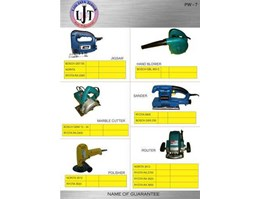 Jual Power Tools 7 Planner, Marble Cutter, Hand Blower, Polisher