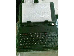 Jual Keyboard Mini + Leathercase 7 inch ; Kode: KML7001