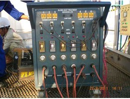 Jual POST WELD HEAT TREATMENT SERVICES ( PWHT)