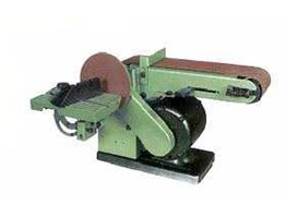 Disc And Belt Sander Type AS-406