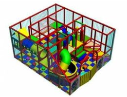Indoor Playground 6x5m