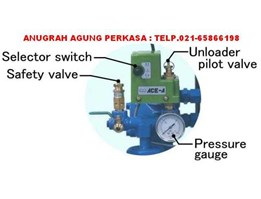 Jual Spare Part MeiJI Air kompresor