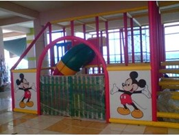 Jual indoor playground