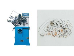 Automatic Wire Forming Machine