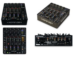 ALLEN & HEATH XONE DB4 - Digital DJ FX Mixer