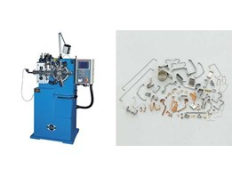 CNC Automatic Wire Forming Machine
